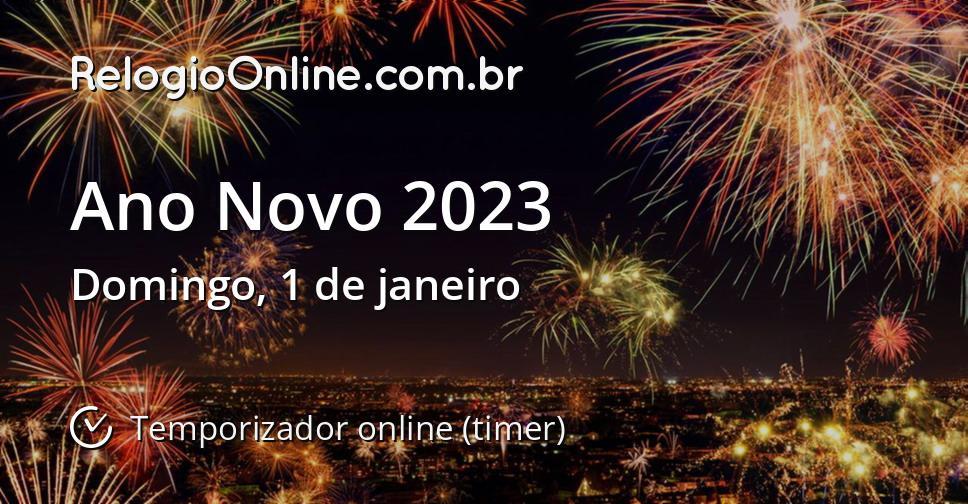 Ano Novo 2023