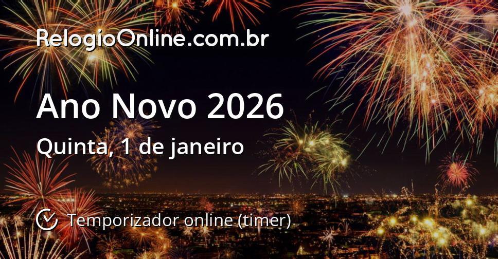 Ano Novo 2026