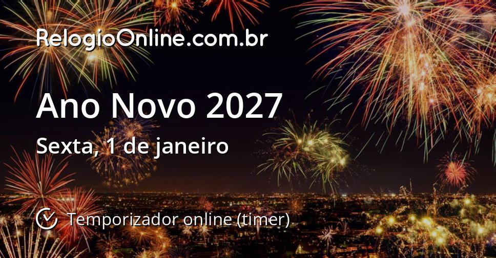 Ano Novo 2027