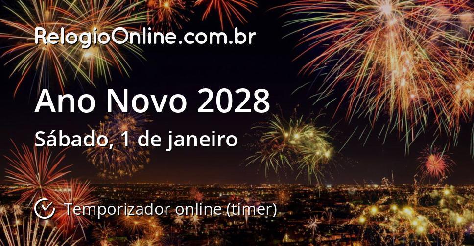 Ano Novo 2028
