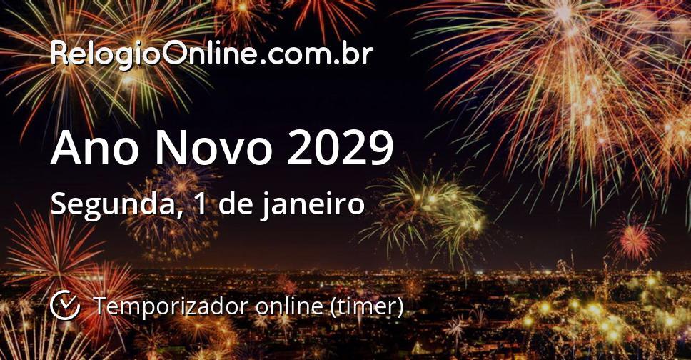 Ano Novo 2029