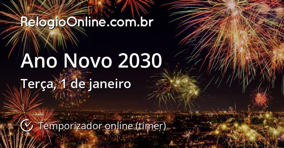 Ano Novo 2030