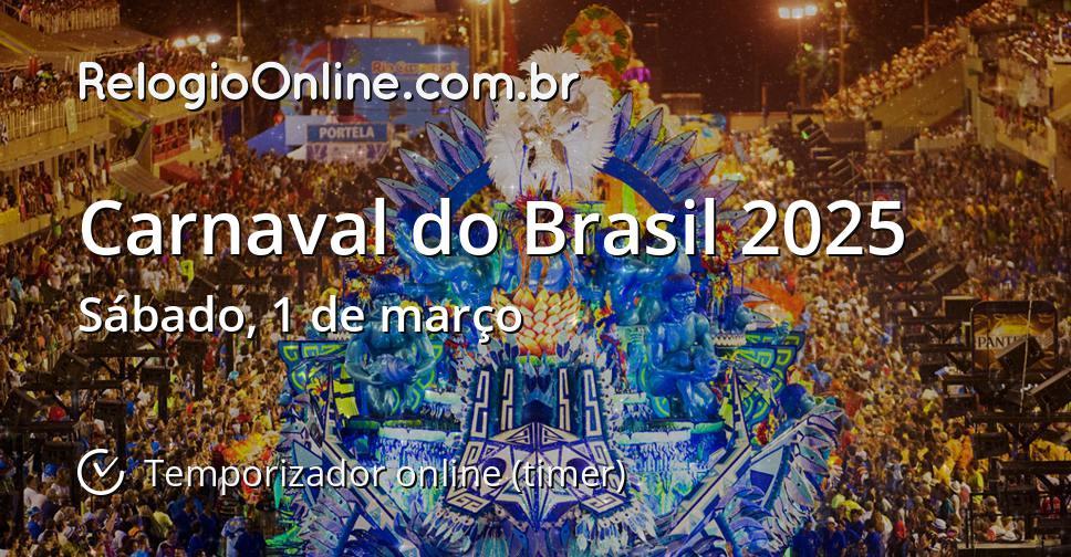 Carnaval do Brasil 2025