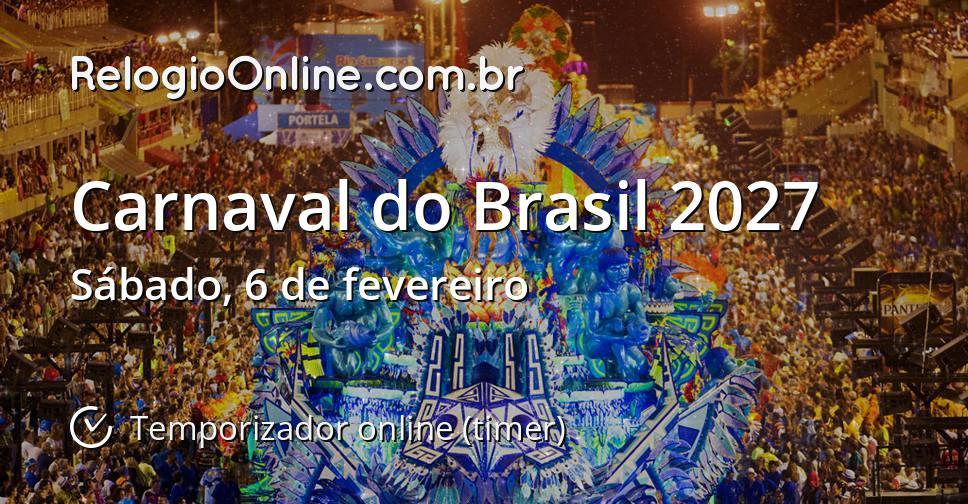 Carnaval do Brasil 2027