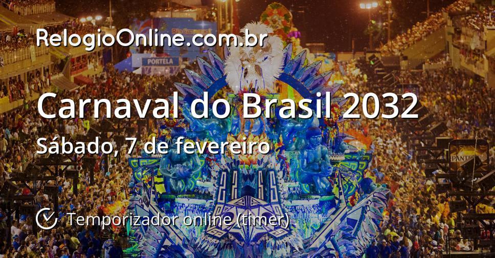 Carnaval do Brasil 2032