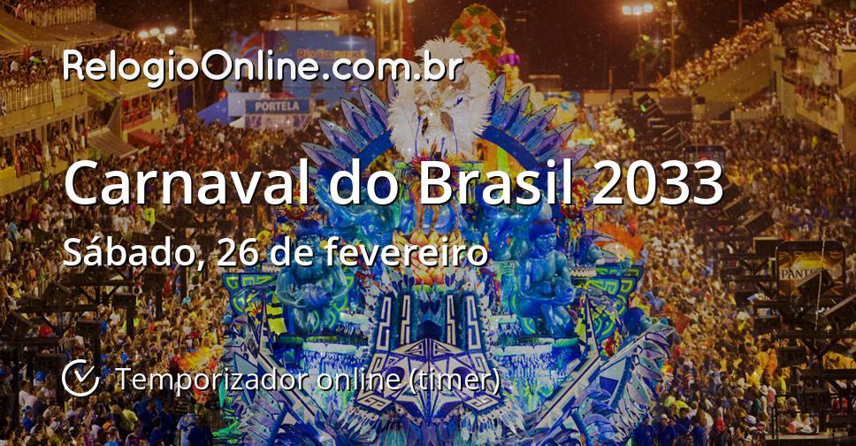 Carnaval do Brasil 2033