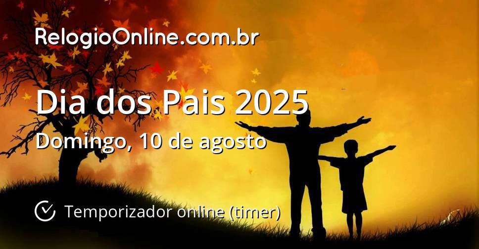 Dia dos Pais 2025