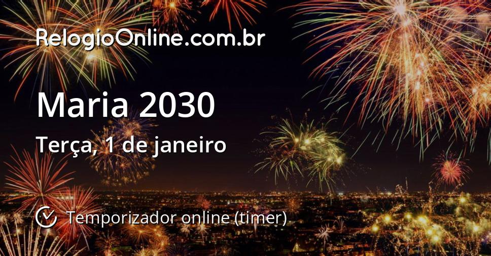 Maria 2030