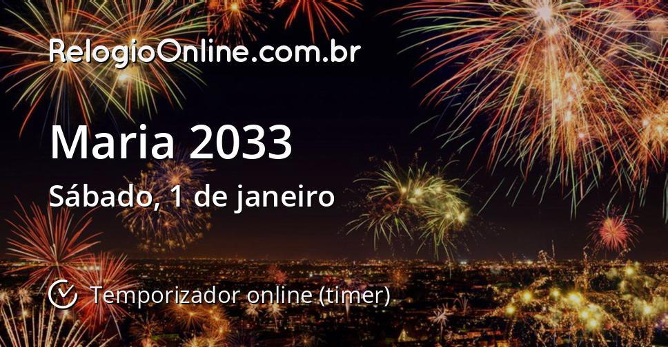 Maria 2033