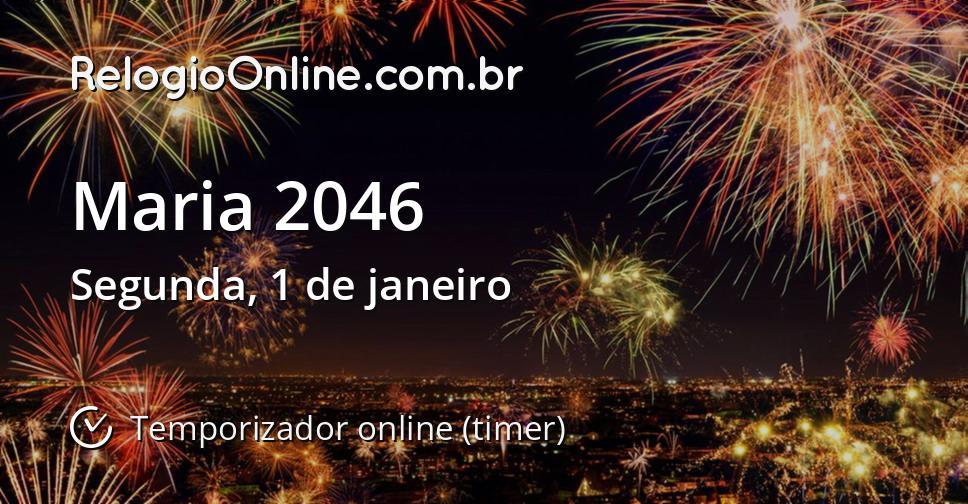 Maria 2046