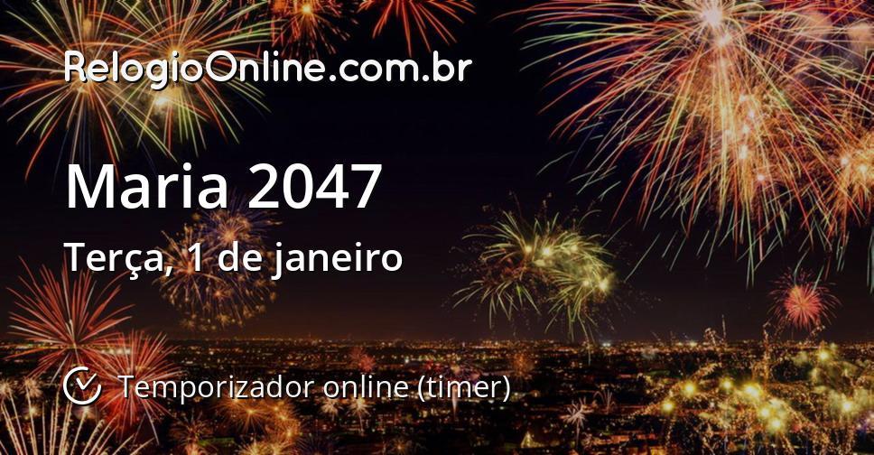 Maria 2047