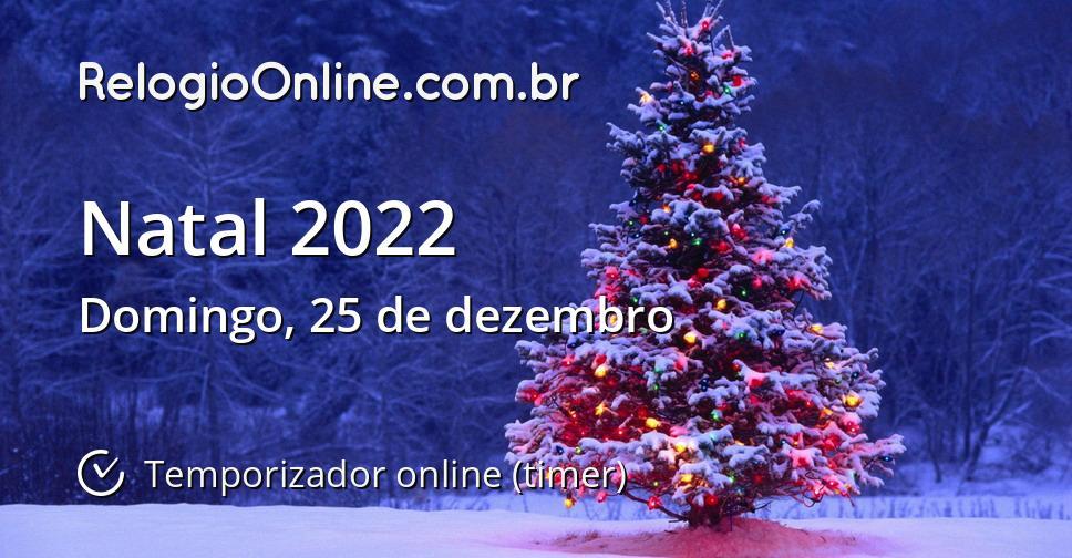 Natal 2022