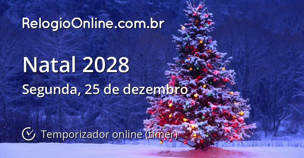 Natal 2028