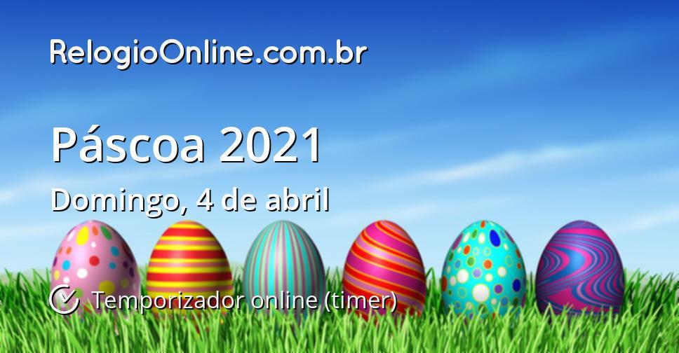 Páscoa 2021